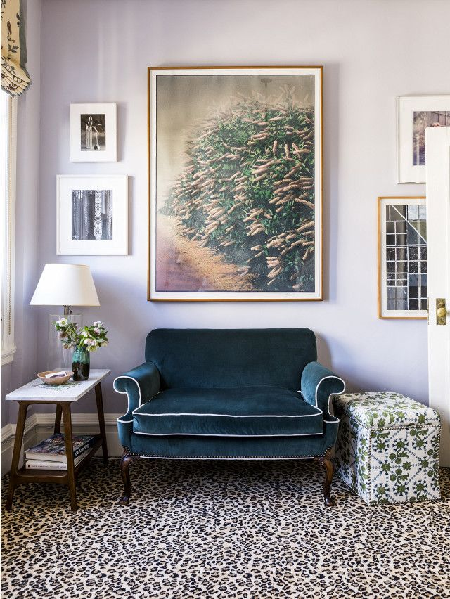 """""""Pisces is a mystic at heart and can have difficulty relating to the drab four walls in which their soul has to dwell,"""" says Quint. """"Elevate their living space with an ethereal shade like..."""