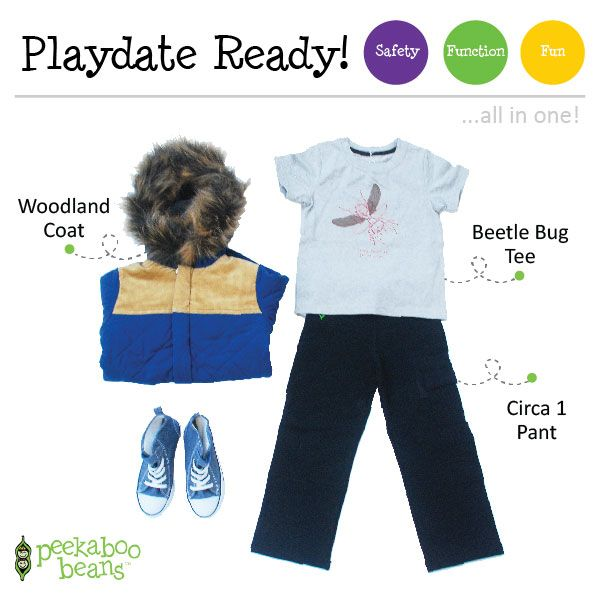 Bug lovin' Bean! | Peekaboo Beans - playwear for kids on the grow! | Contact your local Play Stylist or shop On-Vine at www.peekaboobeans.com | #PBPlayfulPairings