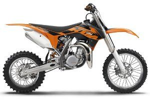 2013 KTM 85 SX - Spec Motorcycle