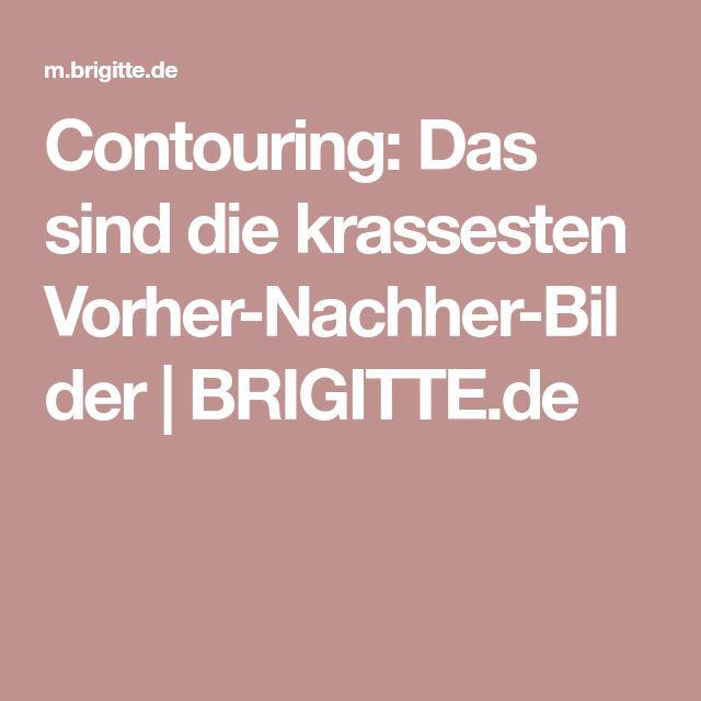 Contouring: Das sind die krassesten Vorher-Nachher-Bilder | BRIGITTE.de
