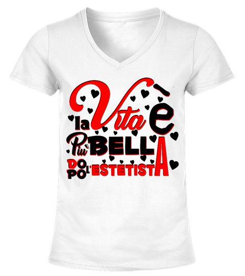 # Estetista La Vita è Bella .  Edizione Limitata!Design esclusivo Estetista TopNon la trovi in negozio. Vendita solo online!Disponibile Pagamento PayPal