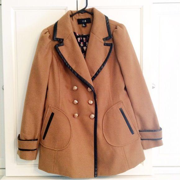 ✨Host Pick!✨ Forever 21 Camel Military Coat | Military Coats
