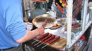 List of street foods - Wikipedia, the free encyclopedia