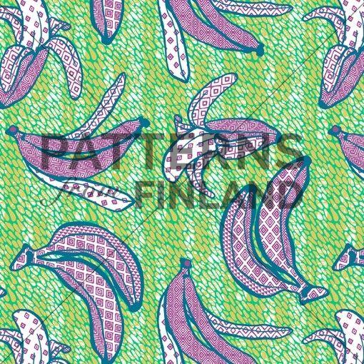 Equator – Matooke by Kahandi Design   #patternsfromagency #patternsfromfinland #pattern #patterndesign #surfacedesign #kahandidesign
