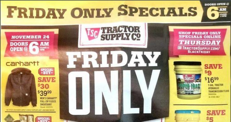 Tractor Supply Company Black Friday Deals 2017  http://gazettereview.com/2017/11/tractor-supply-company-black-friday-deals/