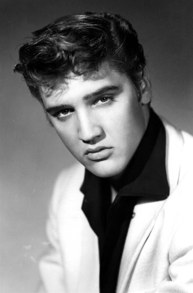"Elvis Aaron Presley (January 8, 1935 – August 16, 1977) was one of the most popular American singers of the 20th century. A cultural icon, he is widely known by the single name Elvis. He is often referred to as the ""King of Rock and Roll"" or simply ""the King""."