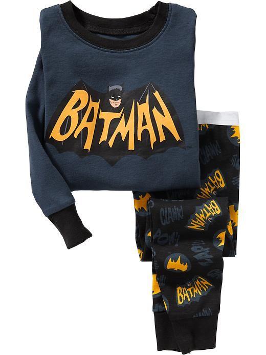 DC Comics&#153 Batman PJ Sets for Baby Product Image