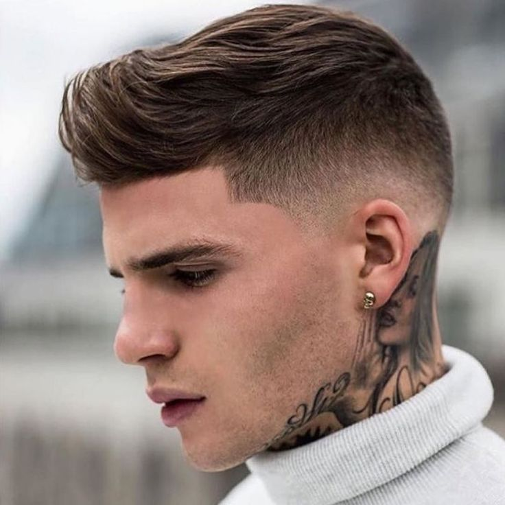1000+ images about Hairstyle Men on Pinterest | Shaved sides, Men hair ...
