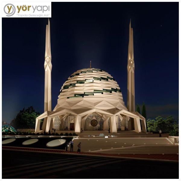 Marmara Üniversitesi İlahiyat fakültesi camii