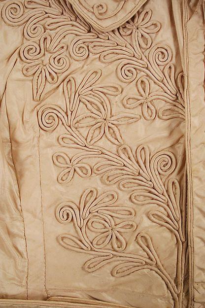 Spencer 1820 silk