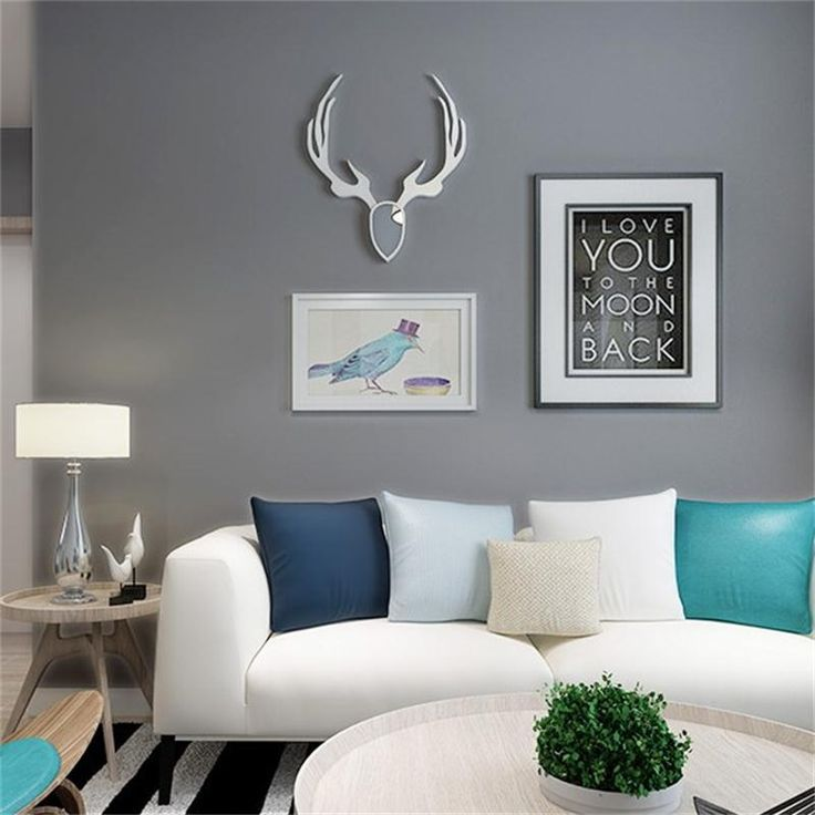 Best 10 Grey Wall Stickers Ideas On Pinterest
