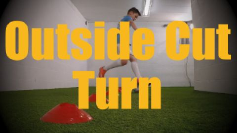 ** Outside Cut Turn - Cones Dribbling Drills for U12-U13 ** This drill builds on Outside Cut Turn (Crossing Skills for U10-U11): http://ultimatesoccermovescollection.com/videos/1v1-moves/change-of-direction/crossing/205-outside-cut-turn See more Cones Dribbling Drills: http://ultimatesoccermovescollection.com/videos/ball-control/dribbling-cones See more U12-U13 videos: http://ultimatesoccermovescollection.com/component/tags/tag/6-challenging-u12-u13