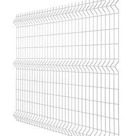 Panneau grillage Akela Premium blanc maille 100 x 55 mm, L.2 x h.1,73 m