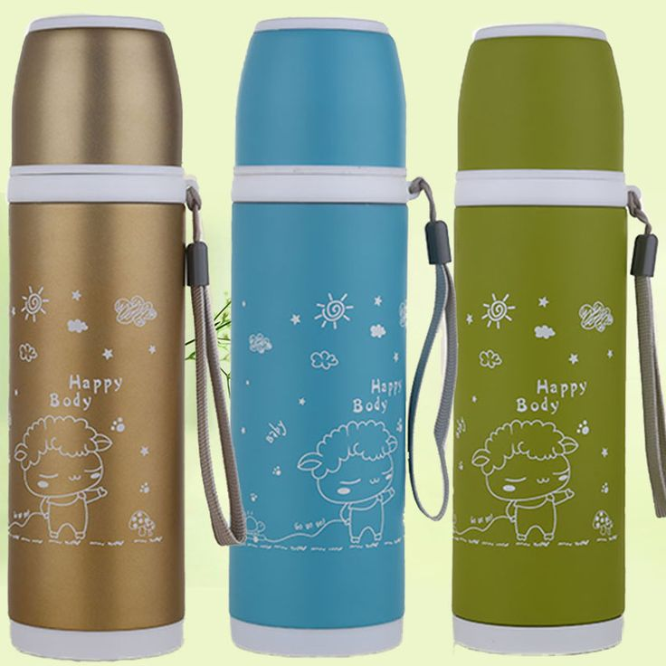 350\500ml Home Kitchen Thermoses Stainless Steel Insulated Thermos Cup Coffee Mug Travel Drink Bottle 2017