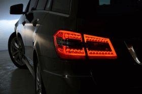 Mercedes-Benz E200 wonderful backlight