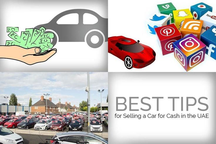 Three essential tips for selling a car in the #UAE. Read our blog for the detailed info about selling a car.