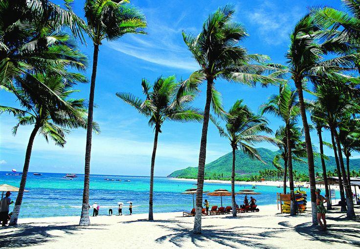 Sanya Beach, Hainan - China