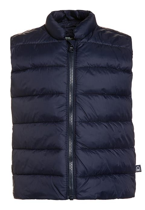 Benetton Väst - dark blue  - Zalando.se