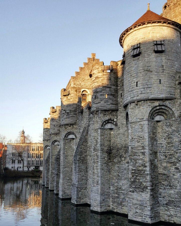 Gent Belçika by İlkin Babayiğit