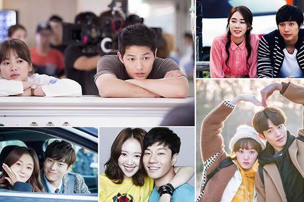 Hangi K-Drama Çiftleri Gerçek Oldu
