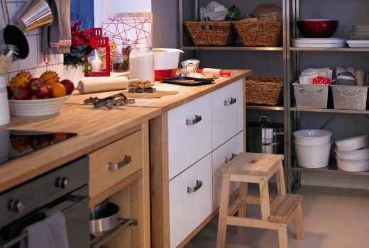 IKEA Free standing kitchen units  Ideas for the House  Pinterest