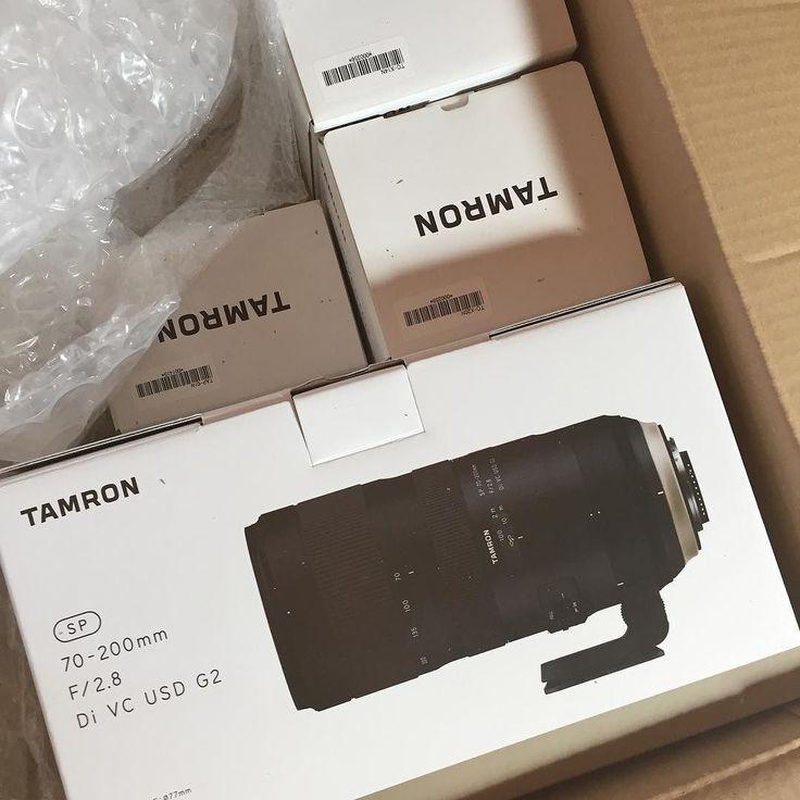 Prochain test à venir : @objectifs_tamron 70-200 f/2.8 Di VC USD G2 pour Nikon ...