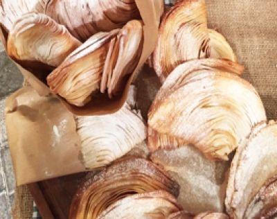 Recetas | Cocineros Argentinos - Panadería - Sfogliatella, paso a paso