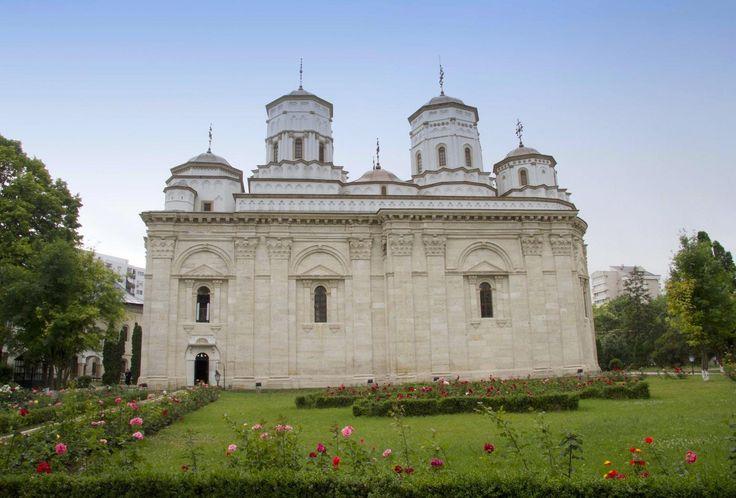 Biserica Golia jassy Iasi Romania