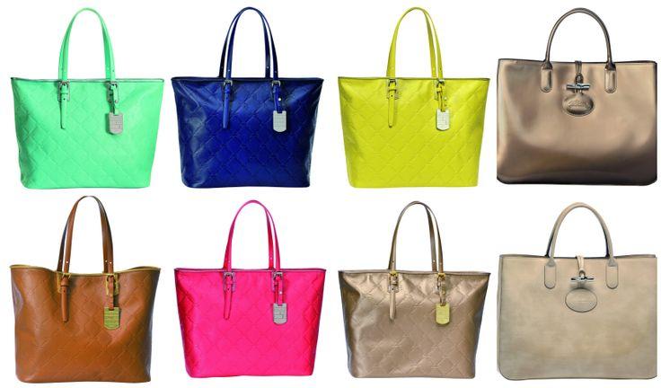 Longchamp 2014  #longchamp #bags #longchamp #summer #spring #trends #2014 #musthave #galmok #galeriamokotow