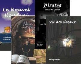 Zeven leuke Franstalige leesboekjes - beginners & ERK A1 | TPRS - Frans - Boeken en CD's | Taalleermethodenwebshop - taal leren met plezier