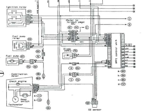 Basic Hot Rod Engine Hei Wiring Diagram and Schematic