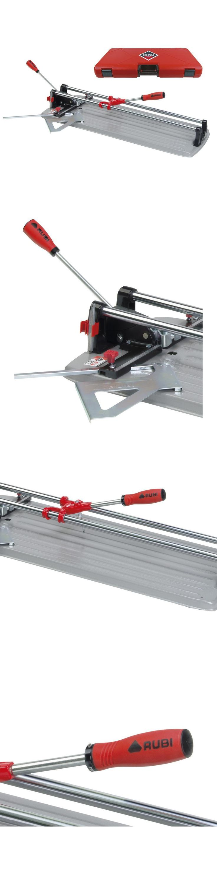 Other Flooring 20604: Rubi Tools Ts-66 Max 26 Professional Tile Cutter Ref.18974 -> BUY IT NOW ONLY: $425 on eBay!