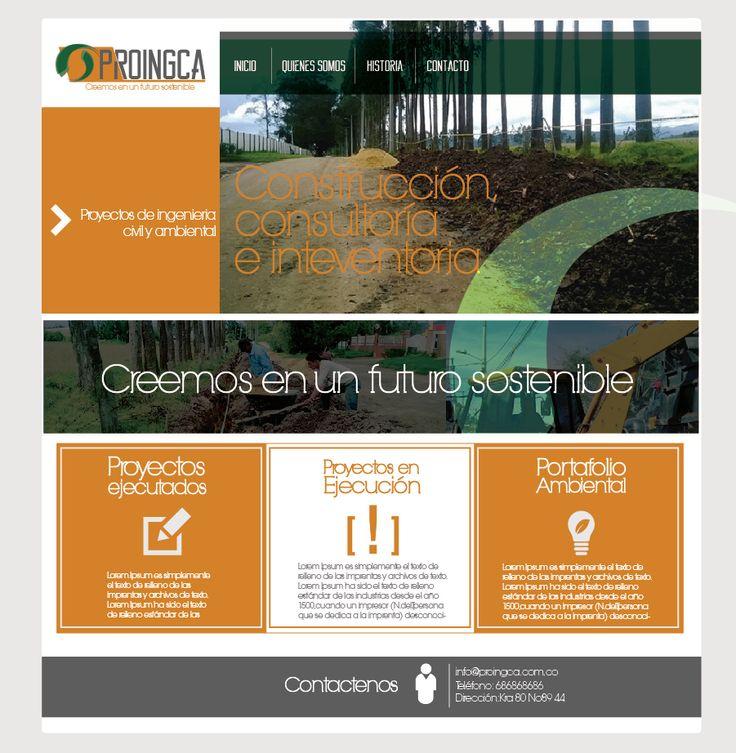 web Proingca.com