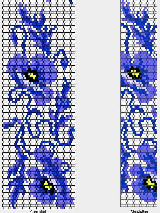 Узоры для вязаных жгутиков-шнуриков 17 | biser.info - всё о бисере и бисерном творчестве