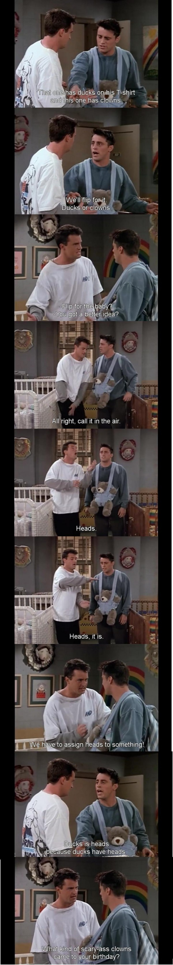 Friends was the best program ever!!