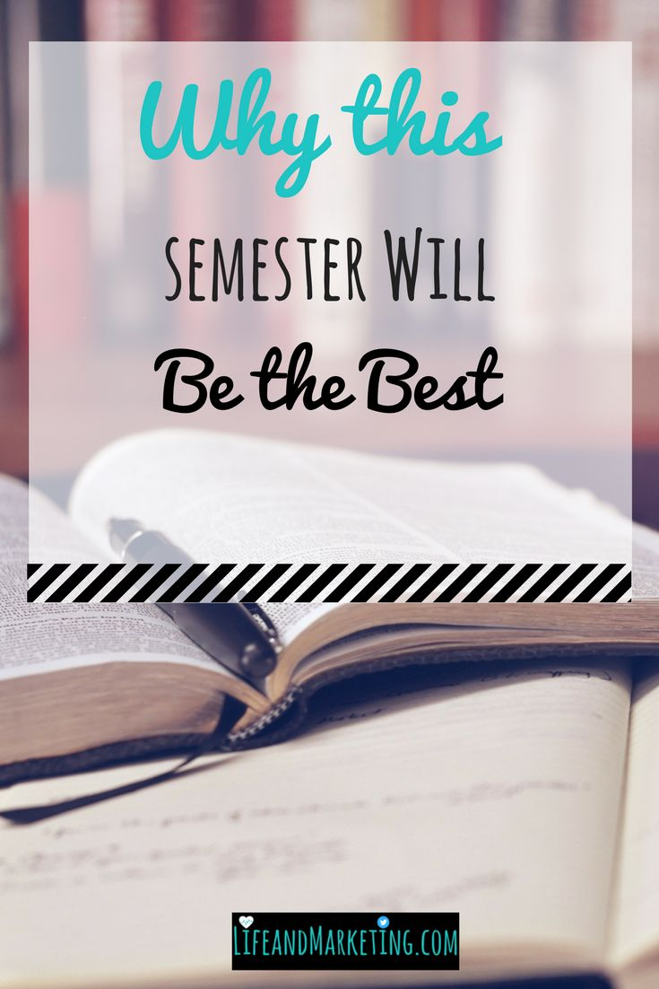 Want to have a better college semester? Here are four ways that made my college semester the best yet. Self-improvement plan + action steps = best college semester!