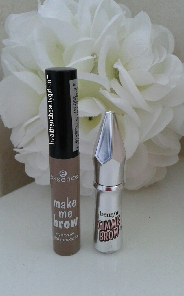 Today's Save or Splurge post is a battle of two eyebrow products. I'll be comparing two tinted eyebrow gels: Benefit's Gimme Brow vs. Ess...