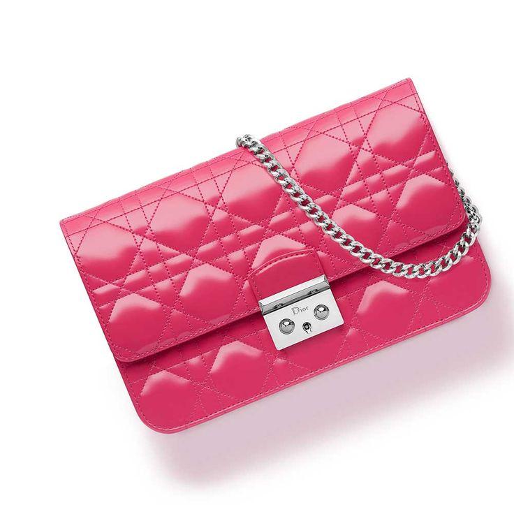 Dior - Miss Dior Promenade Çanta Rose Passion - 13 #Dior #Dior-MissDiorPromenade #Çanta