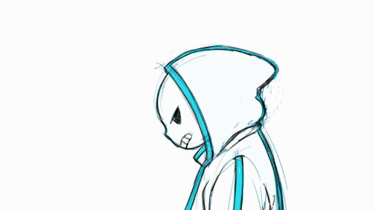 Sans with Bow and Arrow, So AWESOME!!!! =D