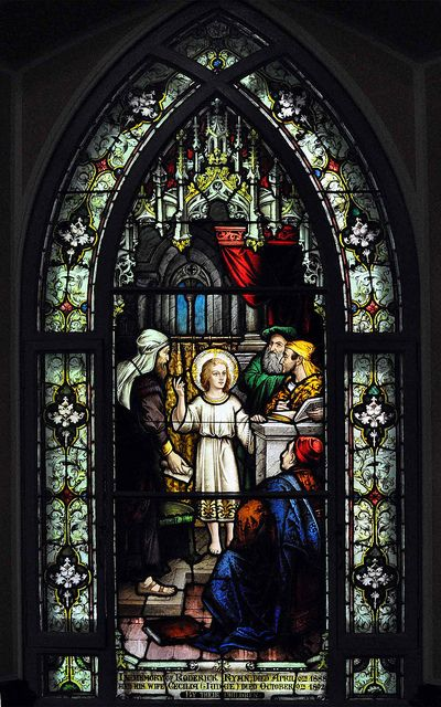 Jesus with the Doctors of the Law   Flickr