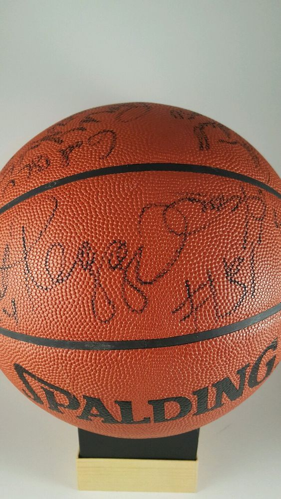 1994-1995 Indiana Pacers Team Signed Official Basketball   #IndianaPacers