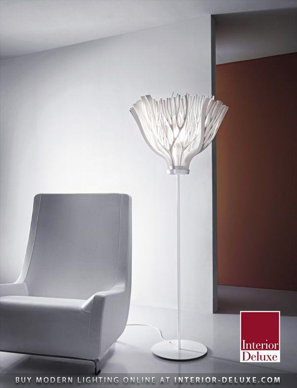 Foglie floor lamp pallucco shop online http www interior deluxe