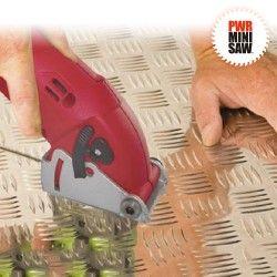 PWR Mini Saw Sierra Circular de Mano