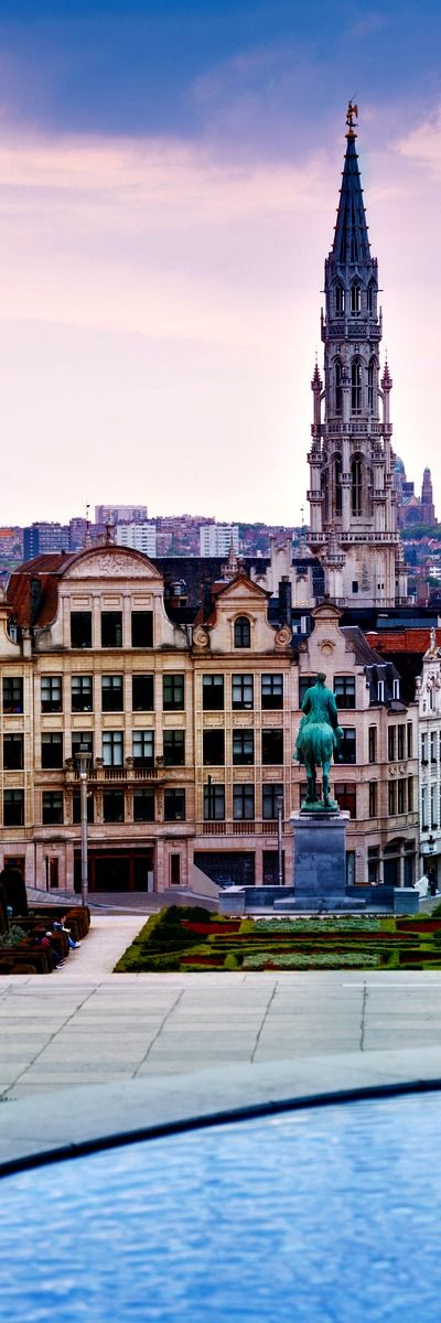 4.Brussels, Belgium Brussels grew from a small rural settlement on the river Senne to become an important city-region in Europe. Since the end of the Second World War, Brussels has been a major centre for international politics and has become the home of numerous international organizations, politicians, diplomats and civil servants. Brussels is the de …