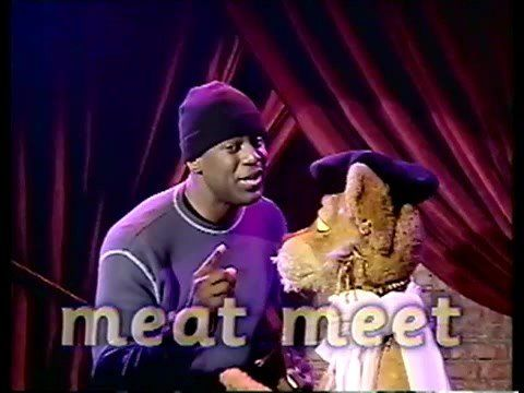 "Between the Lions: Brian McKnight & Cleo sing ""Homophones"""