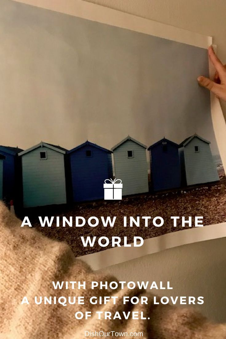 A Window To The World with @Photowall and @DishOurTown #photography #Canvas #travel