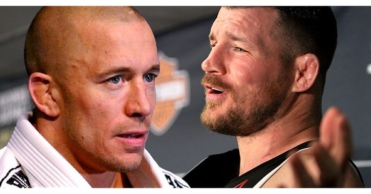 Some of the latest News from MMA Weekly Georges St-Pierre Addresses Fighting Michael Bisping at UFC 206