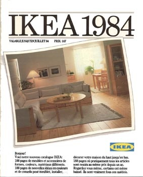 catalogue ikea 1984 ikea pinterest catalog vintage interiors and sitting rooms. Black Bedroom Furniture Sets. Home Design Ideas
