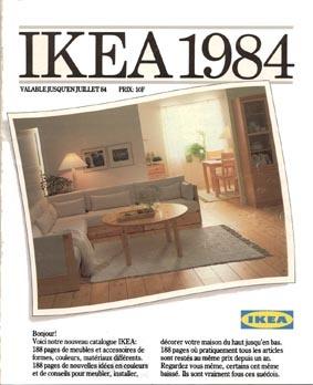 catalogue ikea 1984 ikea pinterest catalog vintage interiors and sitting rooms. Black Bedroom Furniture Sets. Home Design Ideas