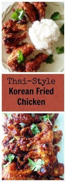 Thai-Style Korean Fried Chicken